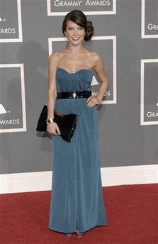 Audrina Patridge - Grammy Awards Arrivals