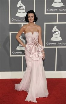 Katy Perry - Grammy Awards Arrivals