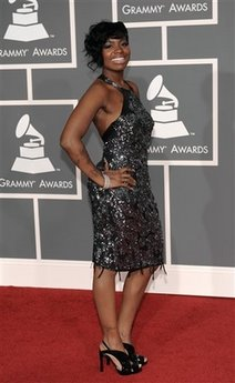 Fantasia - Grammy Awards Arrivals