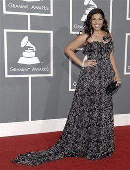 Jordin Sparks - Grammy Awards Arrivals