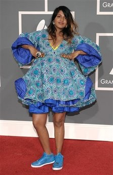 MIA - Grammy Awards Arrivals