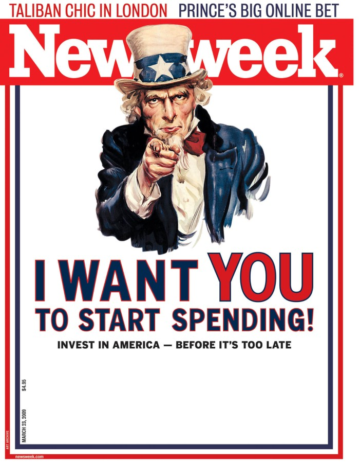NEWSWEEK MARCH 23