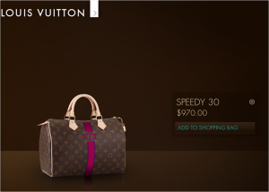 Love It or Leave It :: Personalized Louis Vuitton Handbags