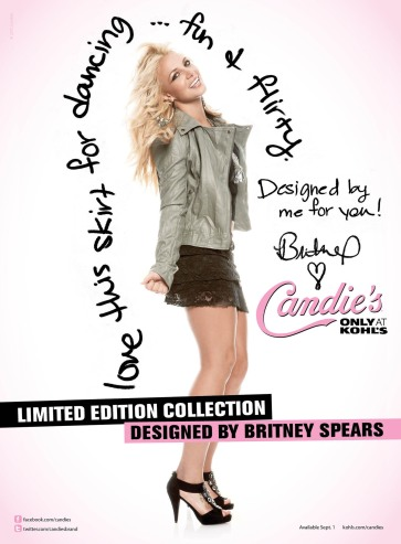 ICONIX BRAND GROUP, INC. BRITNEY SPEARS