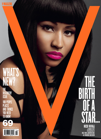 """Its safe to say my cover shoot in V Magazine is dedicated to my gays and"