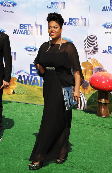 Jill Scott Weight Loss gown