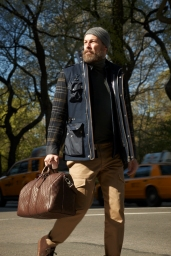 The Multi-Pocket Parka (Central Park)