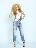 Get Your Own Boyfriend: Skip super-skinny looks for a more relaxed style. (Boyfriend jean - asos.com)