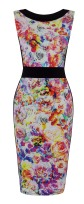 "Beautiful Blooms: Nothing says ""Spring"" like flowers. Take your pick this season! (M&S floral dress - marksandspencer.com)"