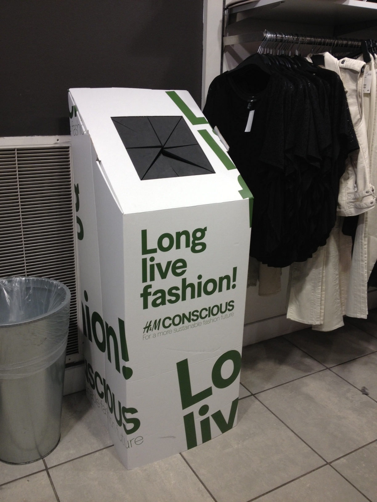H&M Wants Your Old Clothes! | Sooo Fabulous!