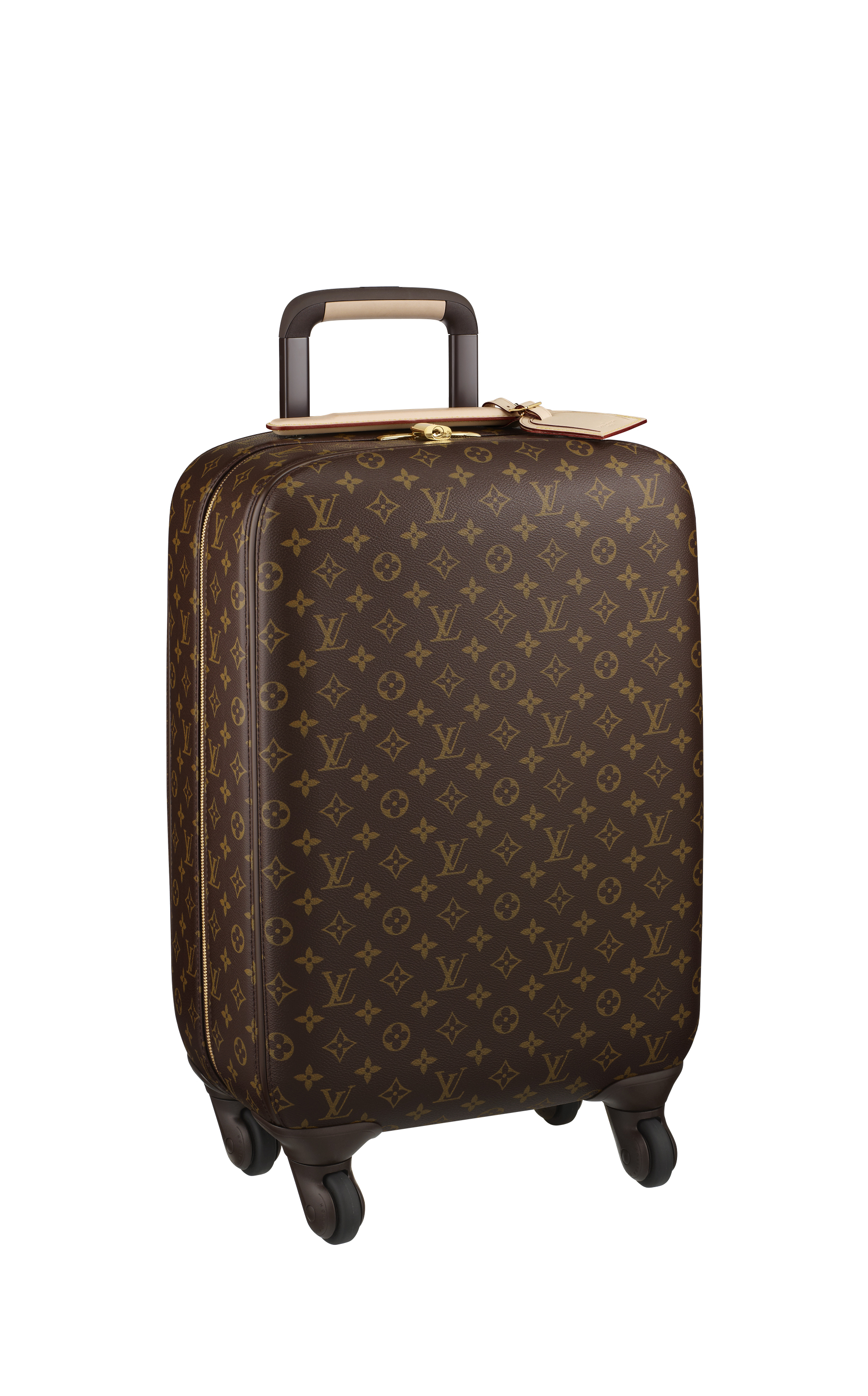 louis vuitton 4 wheel trolley 55 in monogram canvas sooo fabulous. Black Bedroom Furniture Sets. Home Design Ideas