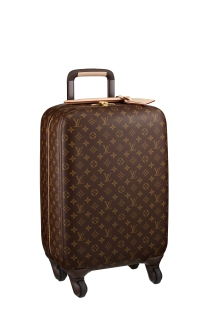 Louis Vuitton 4-wheel trolley 55 in Monogram Canvas