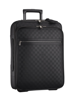 Louis Vuitton Pegase 55 Business in Damier Infini Onyx leather