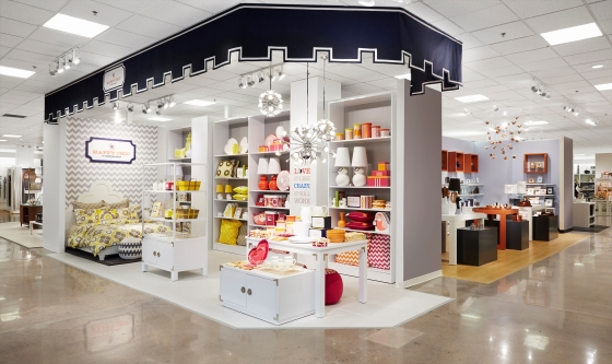 Jonathan Adler collection in the jcpenney Home department