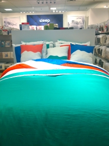 jcpenney Pantone Universal bedding