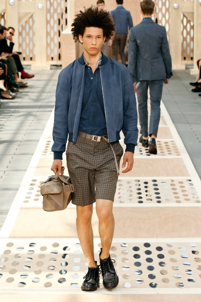 Louis Vuitton Men's Spring/Summer 2014