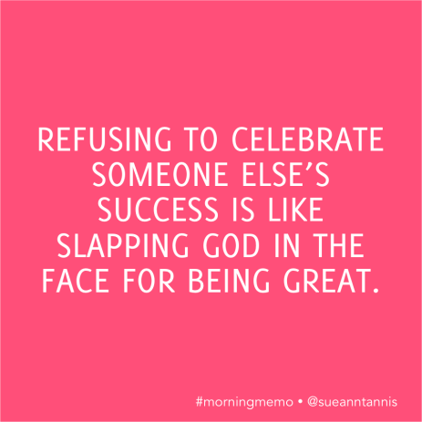 Inspirational quotes about celebrating other people's success