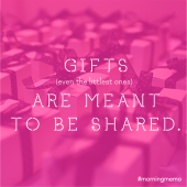 Inspirational quotes about gifts and talents