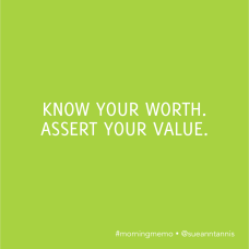 Inspirational quotes about knowing your worth