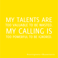 Quotes about pursuing your calling