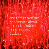 Inspirational quotes about passion
