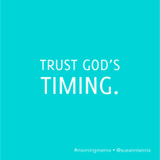 Inspirational quotes about God's timing