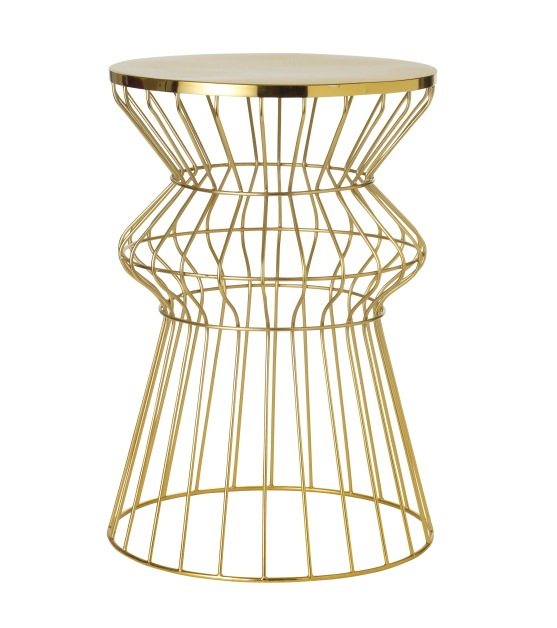 gold-accent-table