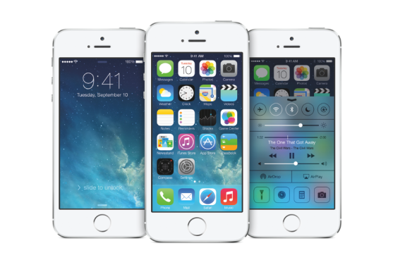 iOS7-interface