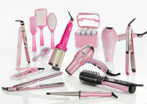 breast-cancer-awareness-month-conair-styling-tools