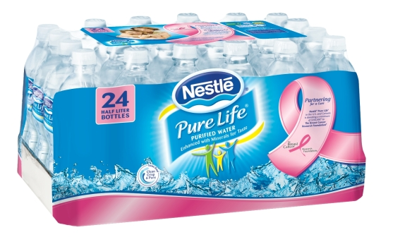 breast-cancer-awareness-month-nestle-pure-life-water