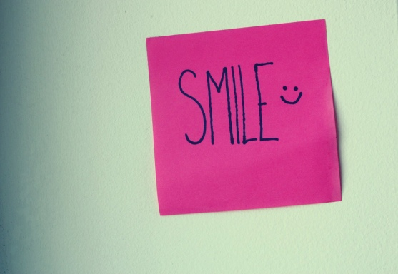 career-advice-smile-on-a-post-it