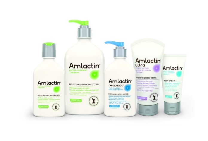 amlactin - best lotion for extremely dry skin