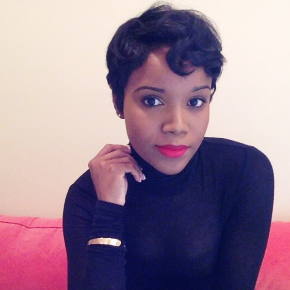 Pixie cut advice for woman of color 1